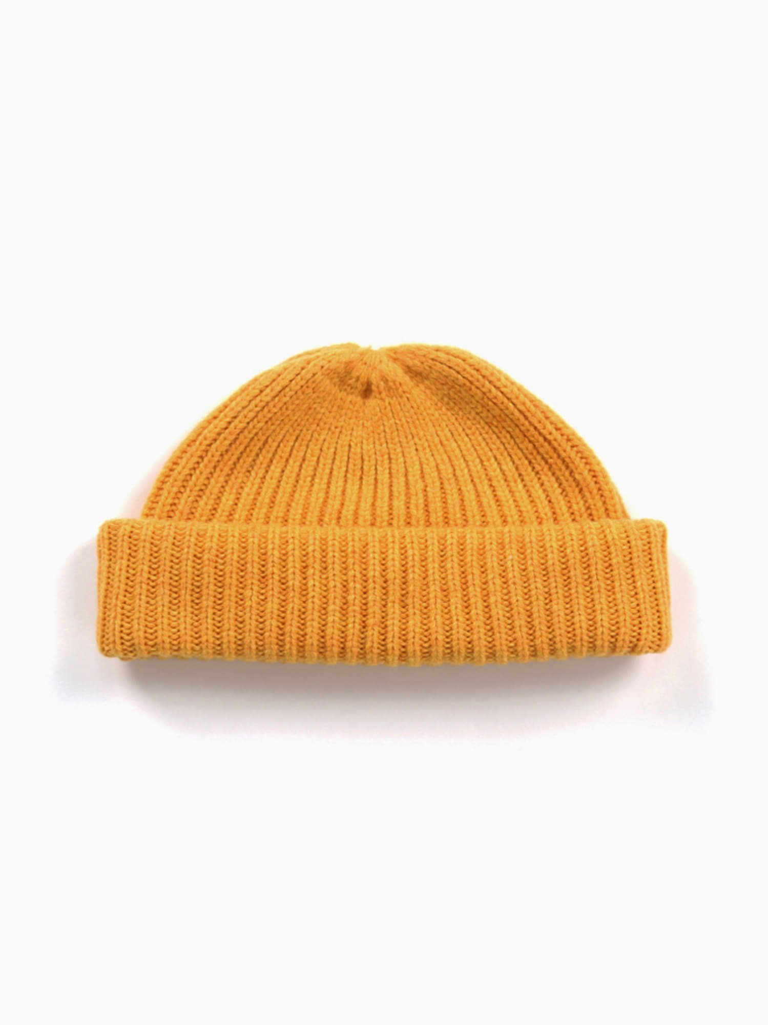 [inch_inch_beanie] 재입고 Lambs-wool mustard yellow : season2