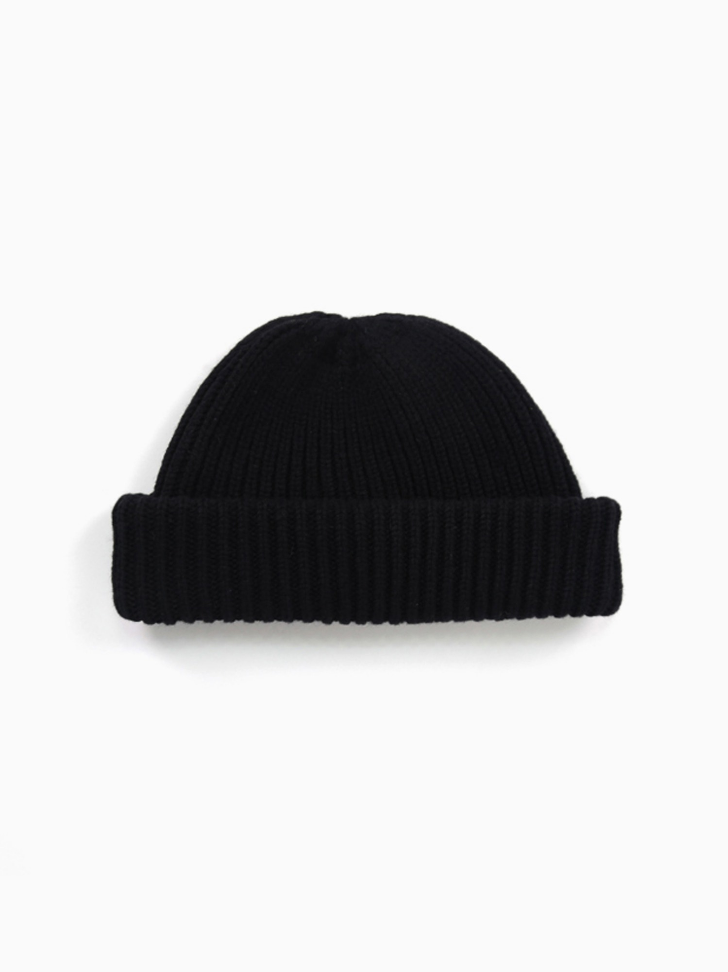 [inch_inch_beanie] 재입고 Lambs-wool black : season2