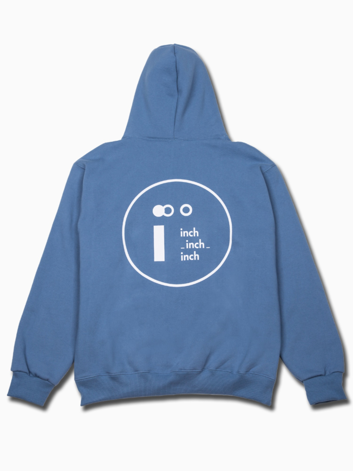 Special Edittion [Tone down Sky blue] LOGO_hoodie