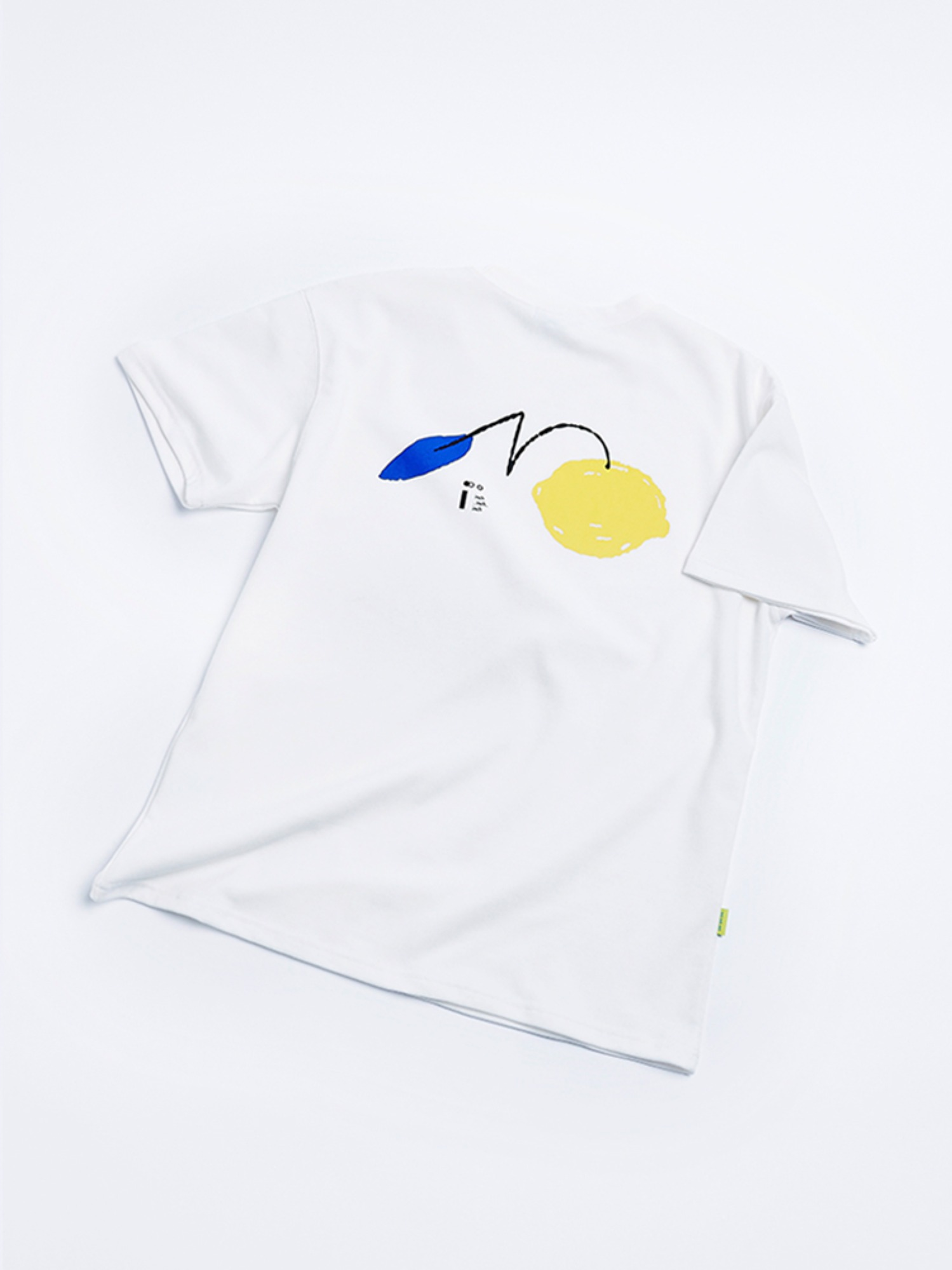 [3차] Lemon Solo T shirt (White)