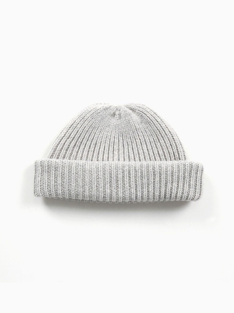 [inch_inch_beanie] 재입고 Lambs-wool light gray : season2